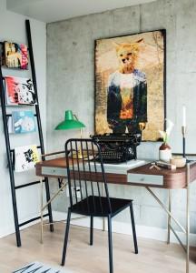 Decor tips: furniture on legs