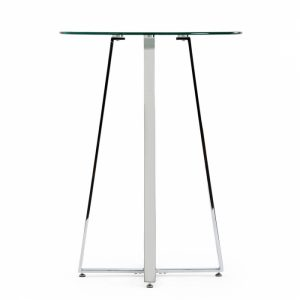 Lux high table for stools