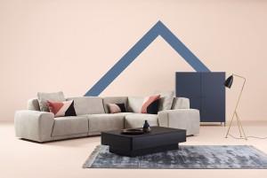 Ethos velvet texture rug