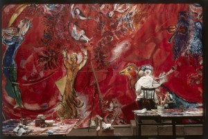 Meet me at the museum - Chagall in his studio
