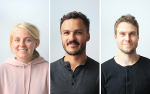 Audrey Savard-Drouin, Jean-Baptiste Bouillant and Joël Desmarais, Mobilia NEXT