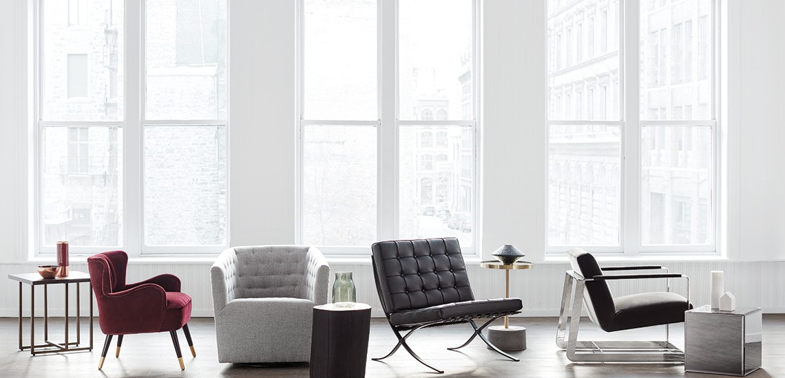 Fauteuils d'appoint / Accent Chairs
