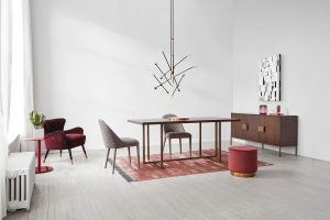 A World More Spontaneous: Dining Room