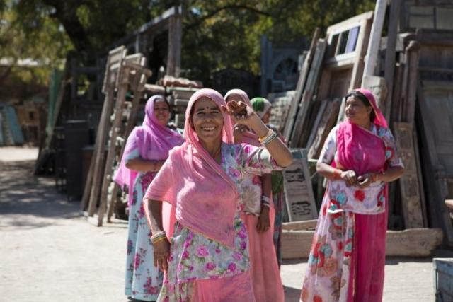 Modern India Aly Velji Women