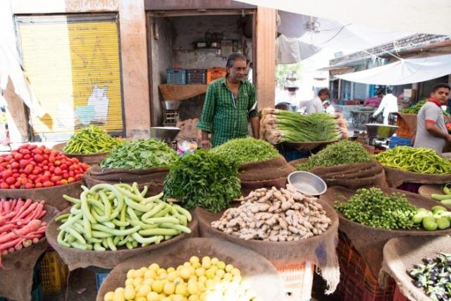 Modern India Aly Velji Market Fresh