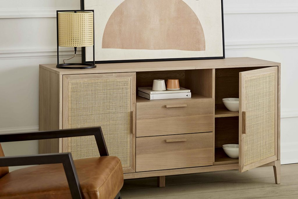 THE RETURN OF RATTAN AND BAMBOO | MOBILIA