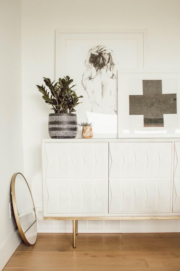 Kassandra Dekoning dining room storage