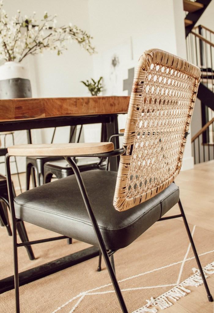 Kassandra Dekoning dining room chair