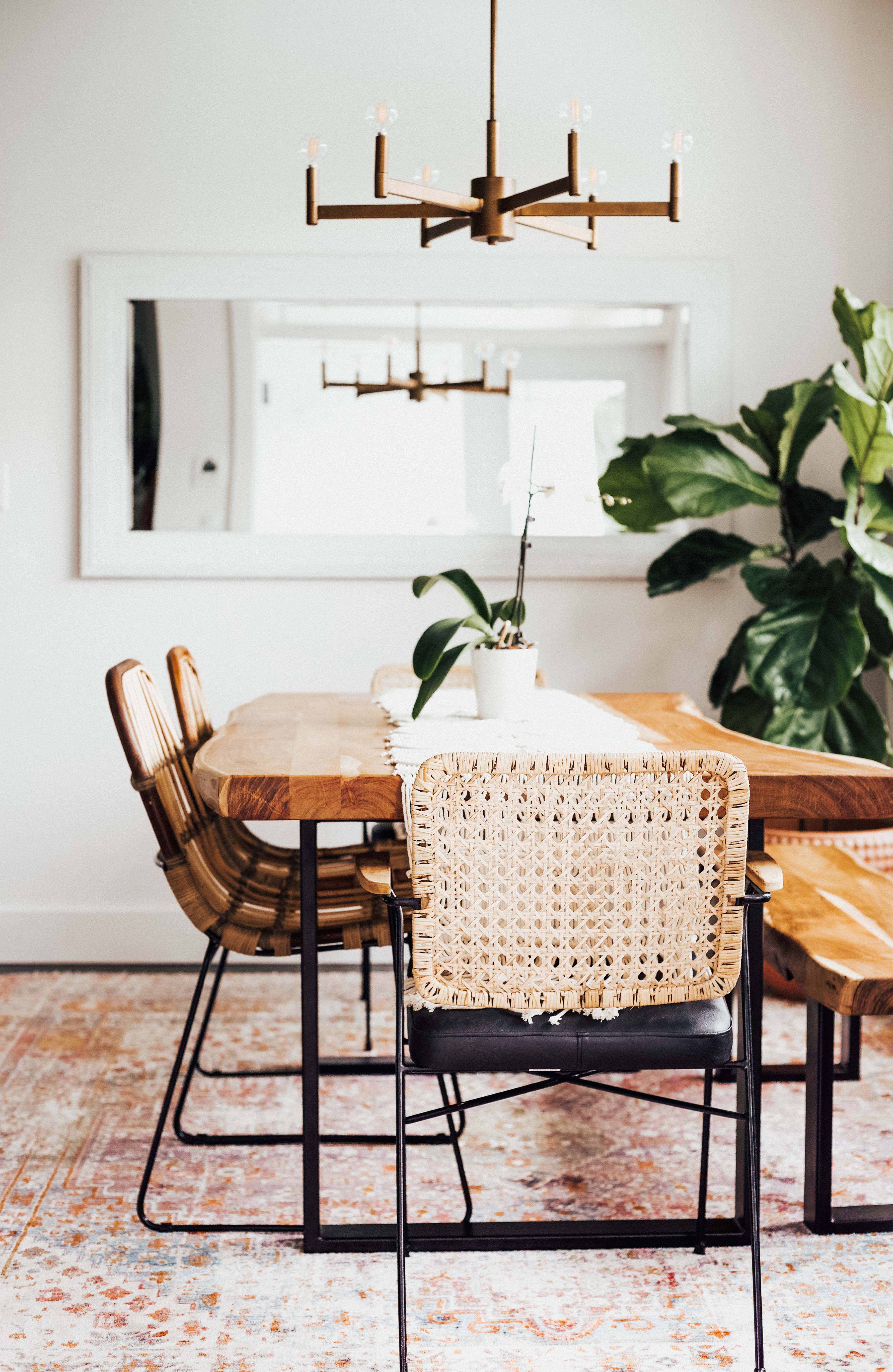 HOW TO INCORPORATE WICKER AND RATTAN IN YOUR HOME