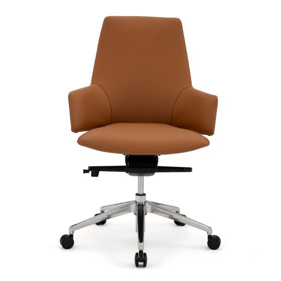 Eban chaise de bureau en cuir