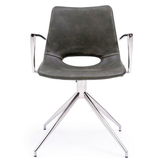 Nolan chaise pivotante
