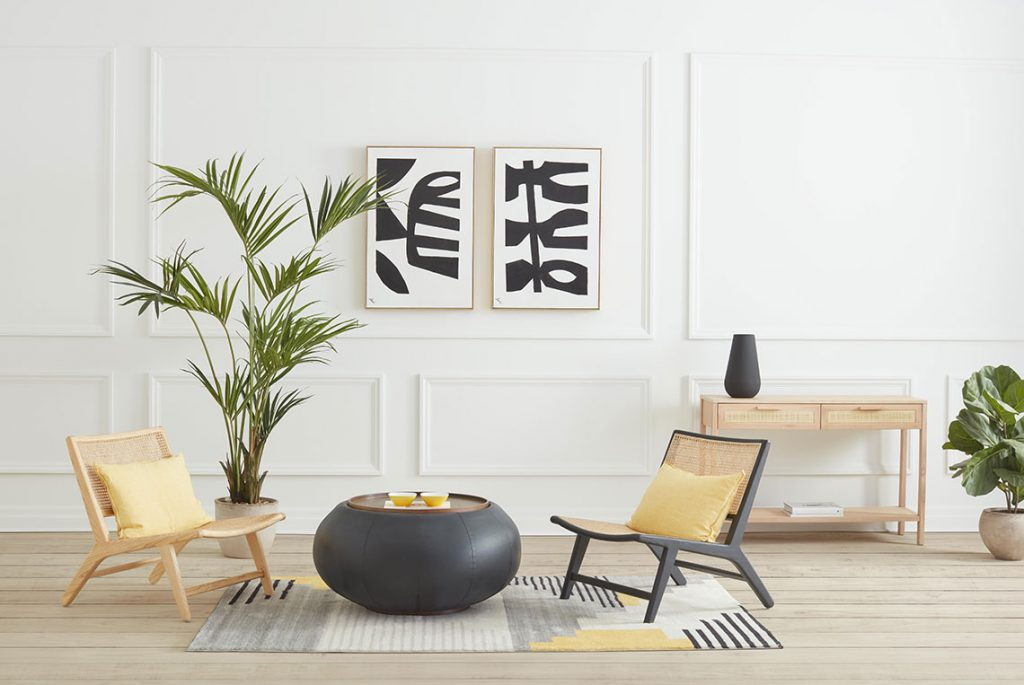 A feeling of true Zen warmth with rattan | Mobilia