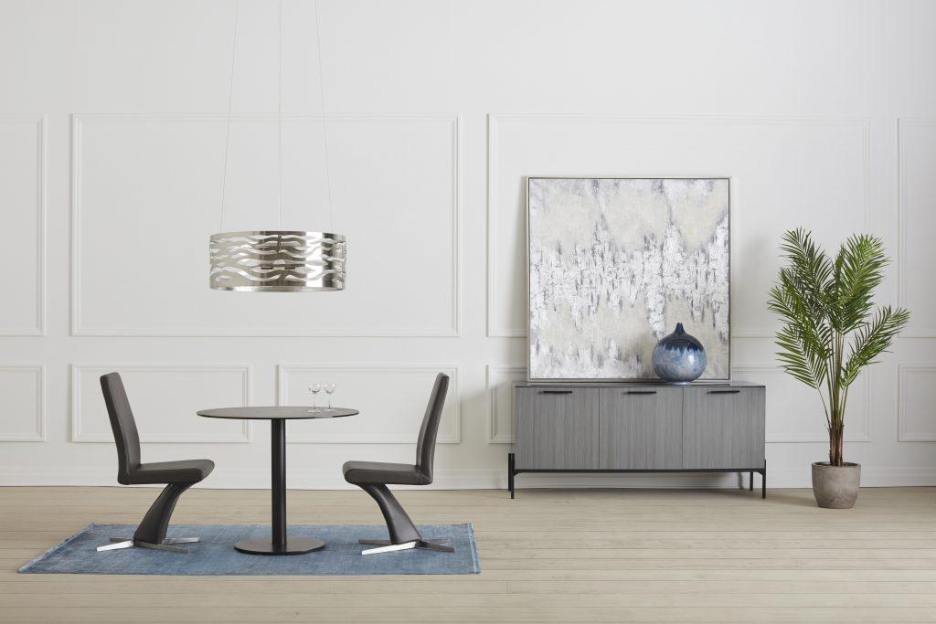 mobilia modern dining room wall decor ideas