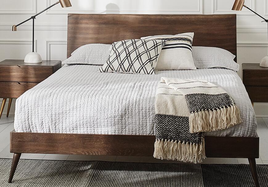 Meubles de chambre à coucher modernes | Mobilia