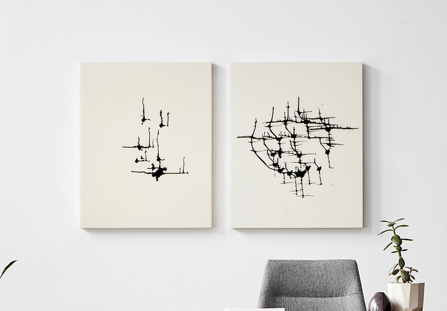 Wall art, mirrors, decor