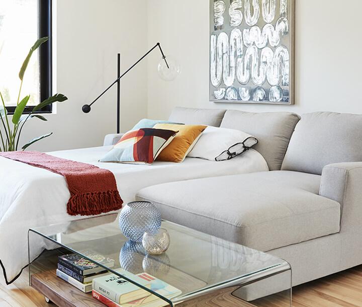 Meubles de salon modernes, design contemporain | Mobilia